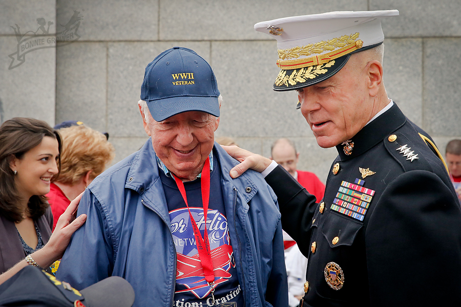 Honor Flight - MD::DC::NoVA Photographer