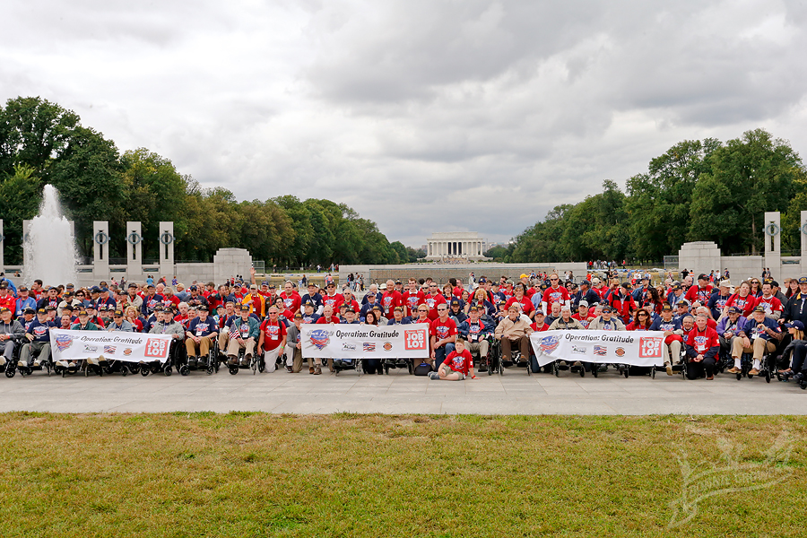 Honor Flight - DC::MD::NoVA Military Photography